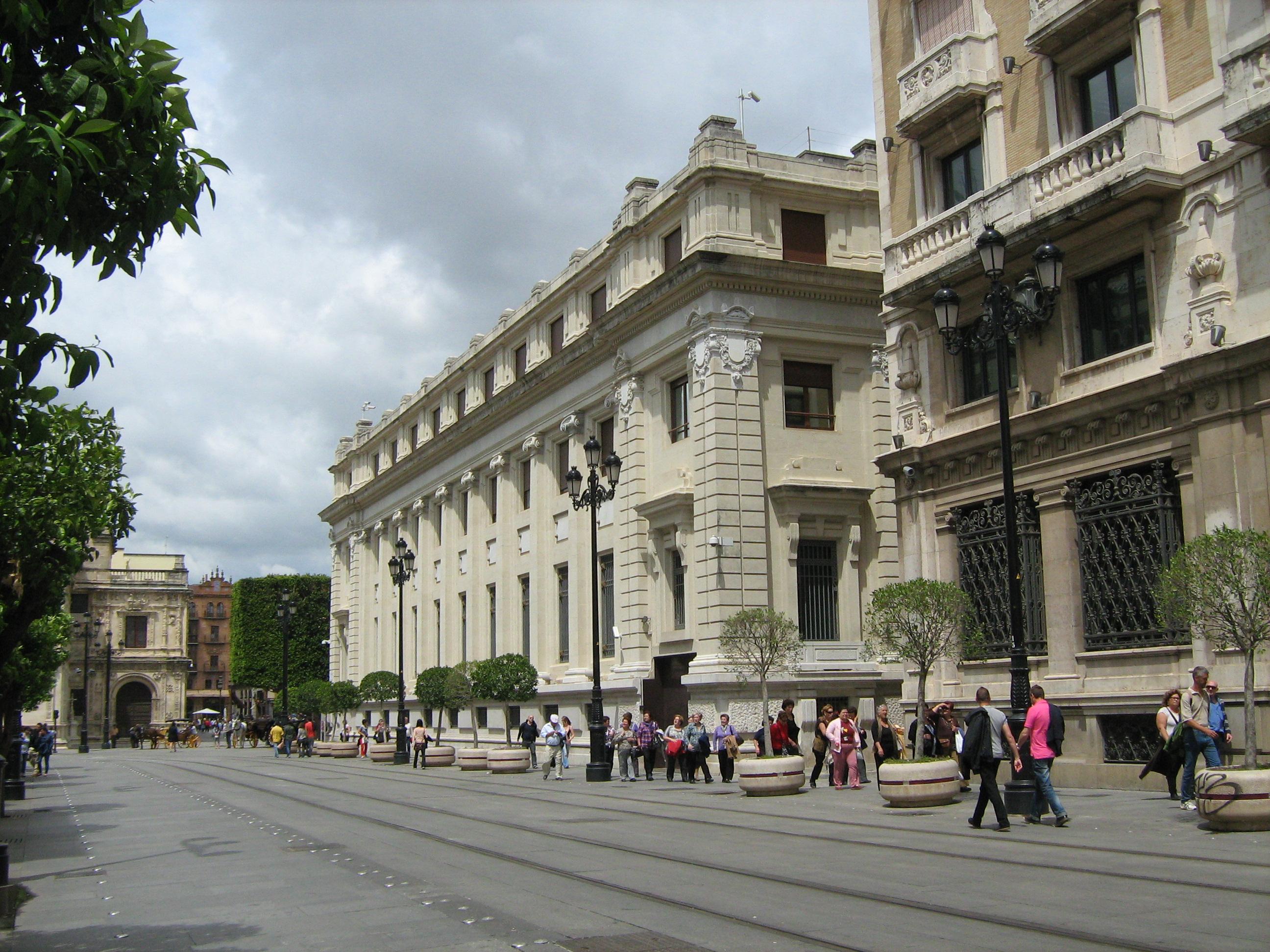 Banco De Espana Sevilla Galeria De Imagenes De Decoracion